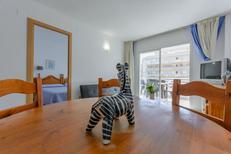 Appartement 1331751 voor 3 personen in Salou