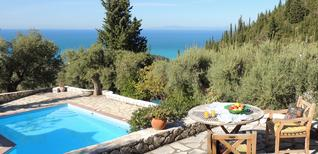 Holiday home 1332109 for 4 adults + 2 children in Lefkada