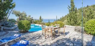 Holiday home 1332110 for 4 adults + 2 children in Lefkada