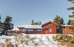 Maison de vacances 1332193 pour 6 adultes + 1 enfant , Sjusjøen