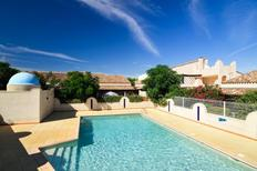 Holiday apartment 1334336 for 2 adults + 2 children in Cap d'Agde