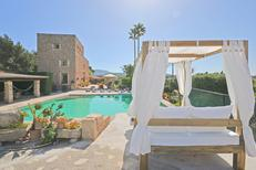 Holiday home 1336917 for 9 persons in Alcúdia