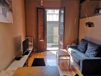 Appartement 1337626 voor 5 personen in Barcelona-Gràcia