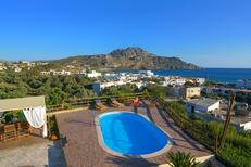 Holiday home 1339106 for 6 persons in Plakias