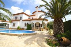 Villa 1339653 per 8 persone in Miami Platja