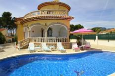 Holiday home 1339709 for 6 persons in Miami Platja