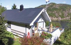 Ferienhaus 134696 für 9 Personen in Lyngdal