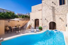 Ferienhaus 1342513 für 8 Personen in Rethymnon