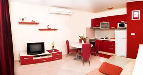 Holiday apartment 1346187 for 6 persons in Komarna