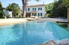 Holiday home 1349409 for 6 adults + 6 children in Cassis