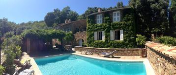 Ferienhaus 1351388 für 10 Personen in La Garde-Freinet