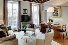 Holiday apartment 1352742 for 6 persons in Paris-Temple-3e