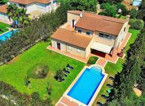 Casa de vacaciones 1354156 para 8 personas en sa Pobla