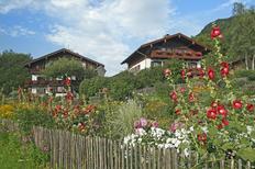 Rekreační byt 1355790 pro 3 osoby v Aschau im Chiemgau