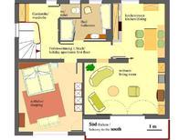 Etværelseslejlighed 1356217 til 4 personer i Bayerisch Gmain