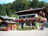 Appartement 1356629 voor 3 personen in Bischofswiesen