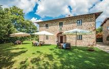 Für 5 Personen: Hübsches Apartment / Ferienwohnung in der Region Greve in Chianti