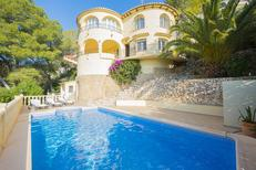 Holiday home 1362231 for 6 persons in Benissa