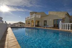 Casa de vacaciones 1362260 para 8 personas en Benitatxell
