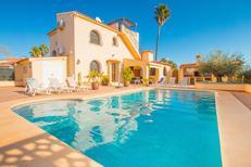 Casa de vacaciones 1362263 para 6 personas en Calpe