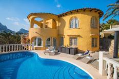 Casa de vacaciones 1362269 para 8 personas en Calpe