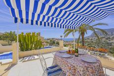 Holiday home 1362298 for 4 persons in Calpe