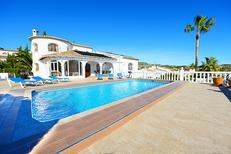 Holiday home 1362347 for 6 persons in Calpe