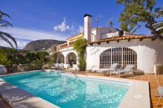 Holiday home 1362358 for 8 persons in Calpe