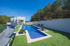 Maison de vacances 1362502 pour 8 personnes , Moraira