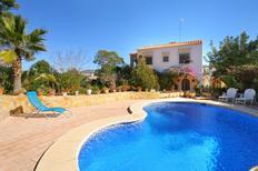 Villa 1362507 per 10 persone in Moraira