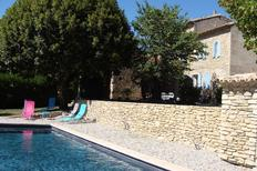 Holiday home 1363266 for 12 persons in Saint-Marcellin-lès-Vaison