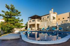 Ferienhaus 1363413 für 8 Erwachsene + 2 Kinder in Roussospiti