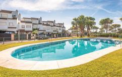 Rekreační dům 1366878 pro 6 dospělí + 4 děti v El Portil