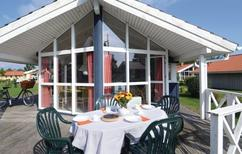Holiday home 137688 for 6 persons in Friedrichskoog-Spitze