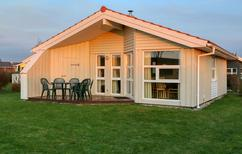 Holiday home 137689 for 4 adults + 2 children in Friedrichskoog-Spitze