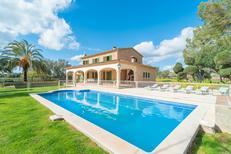 Ferienhaus 1370394 für 9 Personen in Algaida