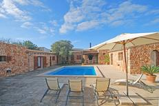 Holiday home 1370438 for 8 persons in Campos