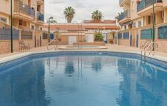 Mieszkanie wakacyjne 1370498 dla 5 osób w Los Alcázares
