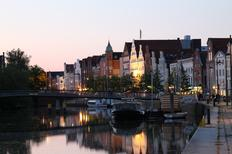 Holiday apartment 1370692 for 4 adults + 1 child in Lübeck