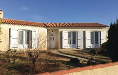 Holiday home 1370783 for 6 adults + 2 children in La Tranche-sur-Mer