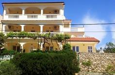 Mieszkanie wakacyjne 1372449 dla 4 osoby w Lopar