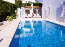 Vakantiehuis 1372778 voor 4 personen in Calpe