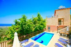 Maison de vacances 1373000 pour 9 personnes , Maroulas