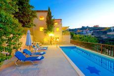 Maison de vacances 1373001 pour 9 personnes , Maroulas