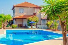 Maison de vacances 1373019 pour 6 personnes , Agia Pelagia