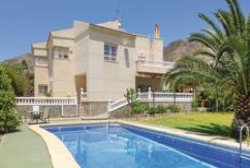 Vakantiehuis 1373800 voor 12 personen in Aguadulce