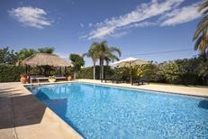 Holiday home 1378045 for 6 persons in Dénia