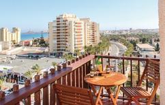 Appartamento 1378104 per 5 persone in La Manga del Mar Menor