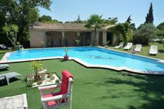 Holiday home 1379893 for 8 persons in Saint-Vincent-de-Barbeyrargues