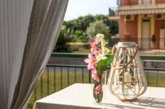 Mieszkanie wakacyjne 1380084 dla 1 dorosły + 3 dzieci w Giardini Naxos